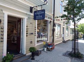 Bland Kobbar o Skär Shopping